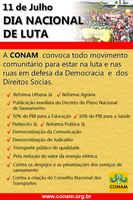 A AIH e CONAM apoiam Greve Geral e Mobilizações Pelo Brasil