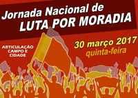 Brasil, 1ª JORNADA NACIONAL EM DEFESA DA MORADIA POPULAR DAS ENTIDADES DO CAMPO E DA CIDADE