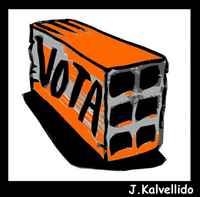 Elecciones España 2011, Obrar y votar para cambiar esta amarga situación