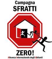 Solidarietà e iniziative IAI contro gli sfratti violenti a Milano
