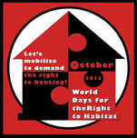 Firma, para el derecho a la vivienda en Mexico!